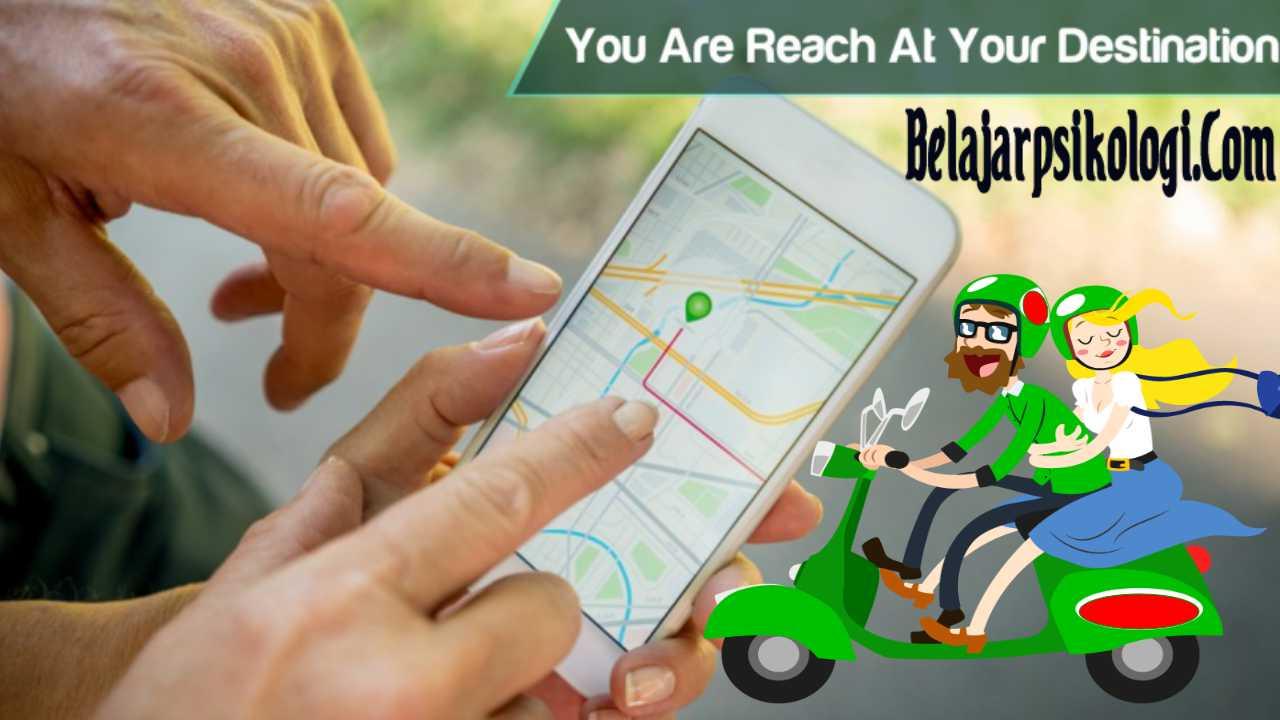 pengertian transportasi online