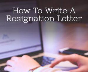 contoh surat pengunduran diri kerja terbaru