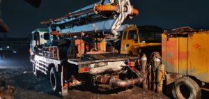 Jenis Sewa Mobil Concrete Pump // Mesin Pompa Beton Cor Jakarta Murah