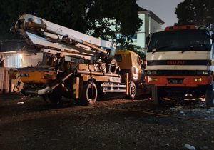 Jenis Sewa Mobil Concrete Pump Mesin Pompa Beton Cor Jakarta Murah (2)